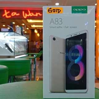 Seri terbaru Oppo A83