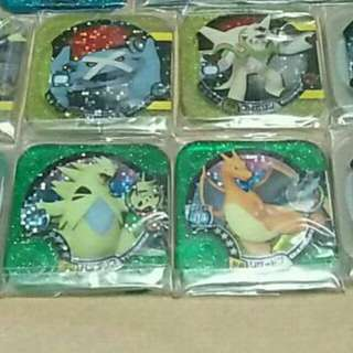 Pokemon tretta ver 00&03 master and secret class