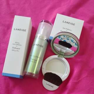 Laneige All Day Defense and Pact