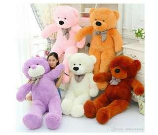 Boneka Beruang Ukuran Xl 70cm