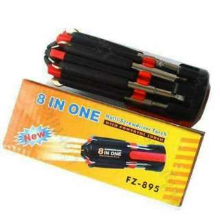 8in1 screwdrivers