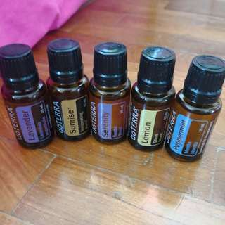 Essential Oils for sale expires 2021