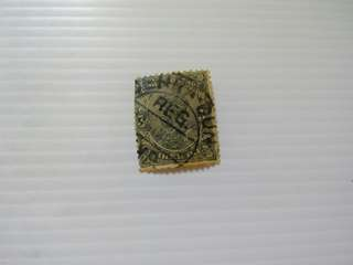 India Stamps KGV Used #M27