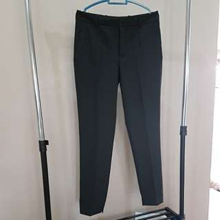 Dark Grey Trouser