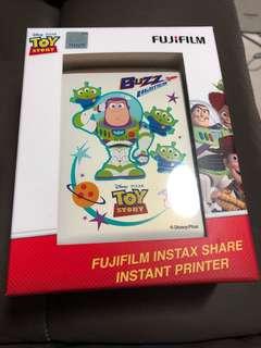 Toy story Instax printer (buzz)