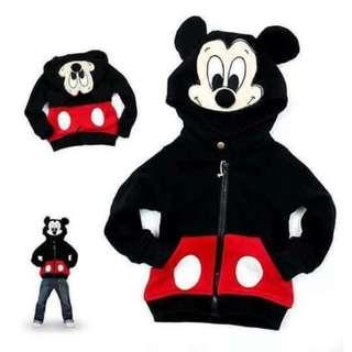 Mickey/Minnie Jacket