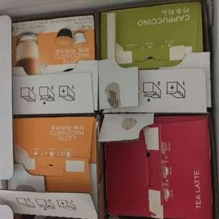 雀巢咖啡膠囊 紅茶拿鐵 卡布奇諾 拿鐵 巧克力牛奶