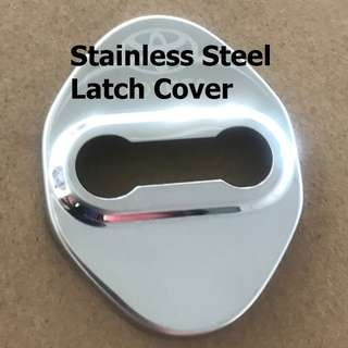 Stainless Steel  Latch Cover