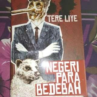 Novel Negeri Para Bedebah by Tere Liye