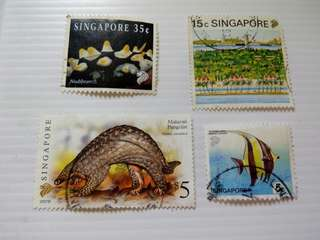 Singapore Stamps #M32