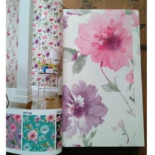 Wallpaper banyak motif