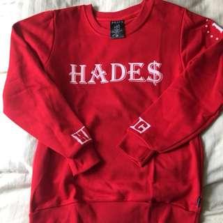 Hades紅色大學t