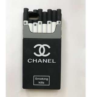 CHANEL Smoking Kills I phone 6 Case