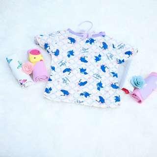 #MauMothercare Premium carters baby top / atasan baju 5 in 1