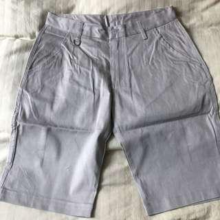 Hades 灰色短褲 工作褲