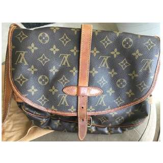 [USED]LOUIS VUITTON SHOULDER BAG