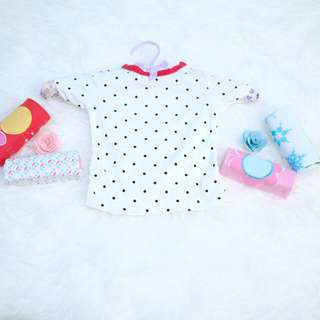 #MauMothercare Premium carters top/atasan bayi 5 in 1