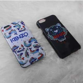KENZO FISH AND TIGER  CASE IPHONE 6 (ORIGINAL)