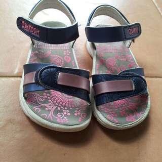 Sepatu sandal oshkosh bgosh size 5 uk 4 eur 22