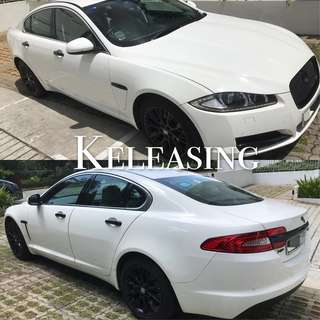 ‼️Jaguar XF 2.2D Turbo Stage 1 Tuned 255bhp! 18.5km/L Diesel! UberEXEC , GrabPremium Guaranteed!