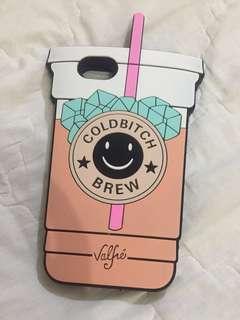 iPhone 6 case (Cold Bitch Brew)