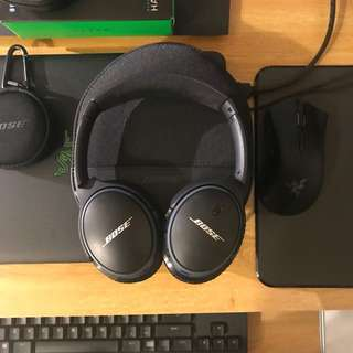 Bose Around Ear Headphone series ii