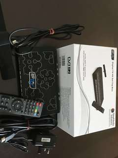 Digital TV HD set Top Box DVB T2 NewMedia Solutions