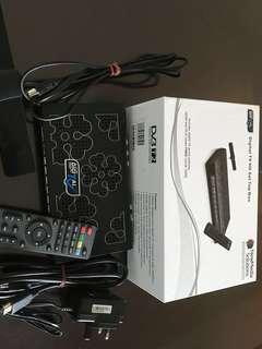 Digital TV HD set Top Box DVB T2 NewMedia Solutions