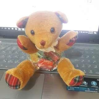 🚚 🐻熊娃娃置物袋 #狗年發發