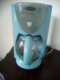 Moulinex Coffee Maker Made in France