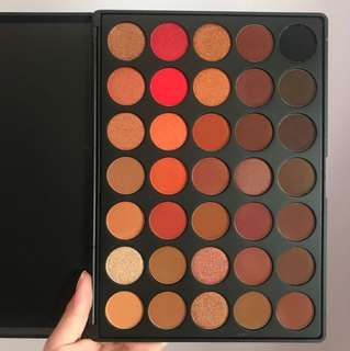 Morphe 35O2 Second Nature Palette