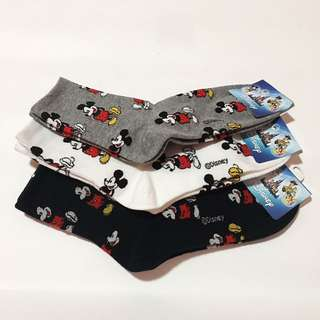 Mickey Mouse High Socks Bundle