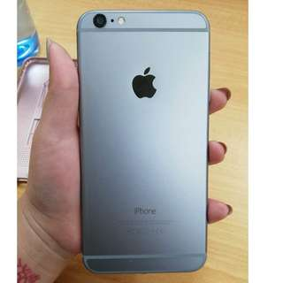 Iphone 6 plus 16gb Space Gray GPP UNLOCKED