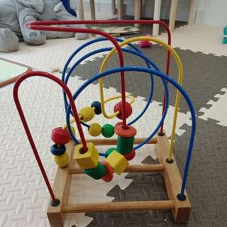 beads toy
