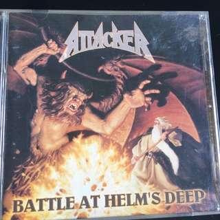 Attacker-rare cd