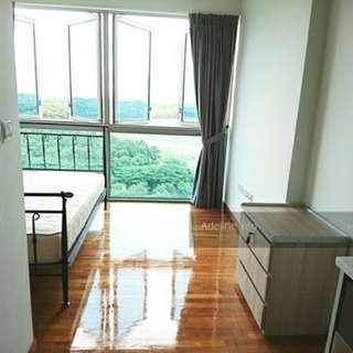 Qbay Residences Studio unit for rent