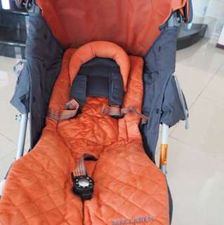 Maclaren Techno XLR Attractive Bright Stroller