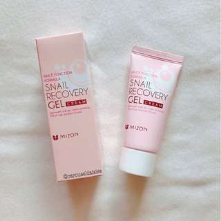 Mizon Snail Recovery Gel Cream (Brand New)