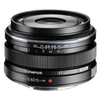 Olympus 17mm f1.8 MFT. Brand New.