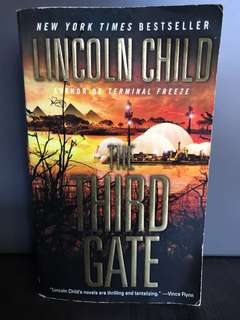 Third Gate by Lincoln Child