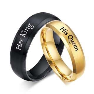 [PO] Couple Engravement Rings