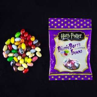 Harry Potter Bertie Bott's Every Flavour Beans 64g