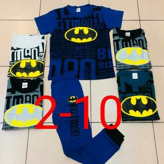 Pajama Batman