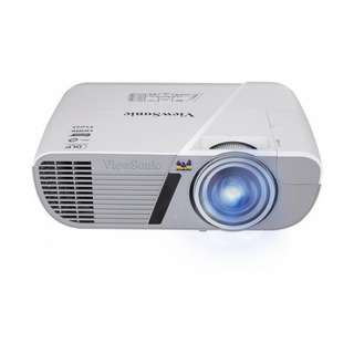 VIEWSONIC LIGHTSTREAM PJD6552LWS NETWORKABLE PROJECTOR