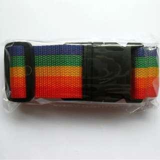 BN Luggage Band Rainbow