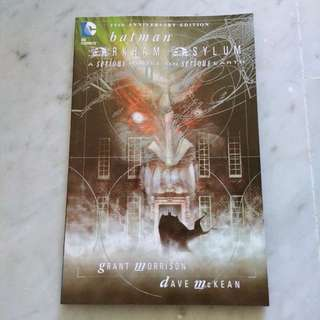 Batman Arkham Asylum - A Serious House on Serious Earth