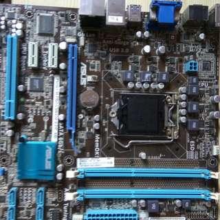 Asus P8H61-M pro LGA1155 Motherboard