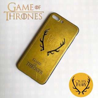 Case Game Of Thrones iPhone