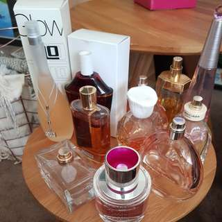 Authentic Perfumes and Frangrances for Women and Men