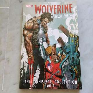 Marvel Wolverine - The Complete Collection Vol. 2